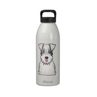 Dibujo animado de Sealyham Terrier Botella De Beber