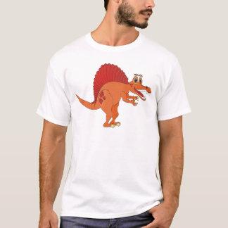 Dibujo animado de Spinosaurus Playera