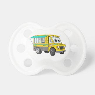 Dibujo animado del camión de la comida del Taco Chupetes De Bebe