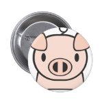 Dibujo animado del cerdo del bebé pin
