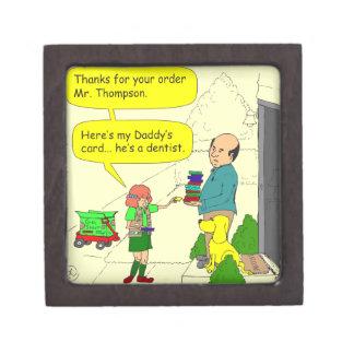 dibujo animado del dentista de 428 girls scout cajas de regalo de calidad