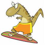 dibujo animado del dinosaurio de la persona que pr esculturas fotograficas