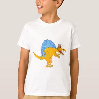 Dibujo animado del dinosaurio de Spinosaurus Playera