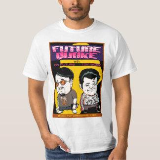 Dibujo animado del doc. y de Tom/camisa de lujo de Playera