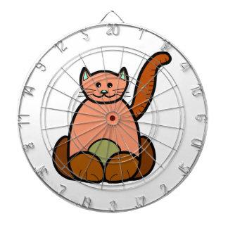 Dibujo animado del gato de Brown