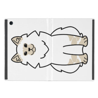 Dibujo animado del gato de la mascarada de Neva iPad Mini Fundas