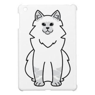 Dibujo animado del gato de la mascarada de Neva