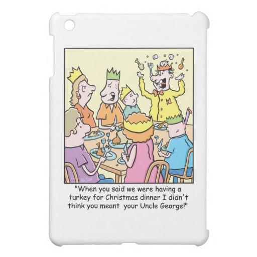 Dibujo animado del navidad sobre parientes