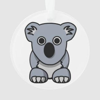 Dibujo animado del oso de koala