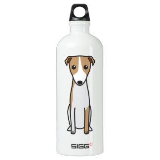 Dibujo animado del perro de Agár del Magyar