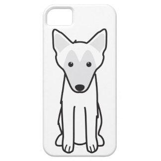 Dibujo animado del perro de Malinois del belga iPhone 5 Case-Mate Fundas