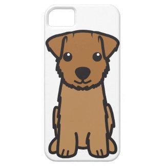 Dibujo animado del perro de Norfolk Terrier iPhone 5 Fundas