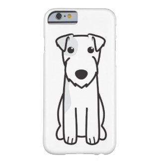 Dibujo animado del perro de Russell Terrier del Funda Para iPhone 6 Barely There