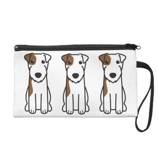 Dibujo animado del perro de Russell Terrier del pá