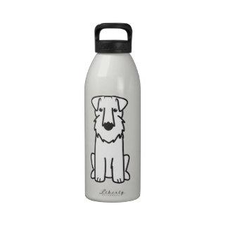 Dibujo animado del perro de Sealyham Terrier Botellas De Beber