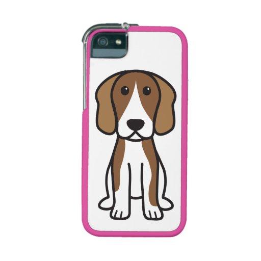 Dibujo animado del perro del beagle