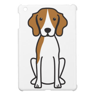 Dibujo animado del perro del Coonhound del caminan