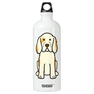 Dibujo animado del perro del perro de aguas de