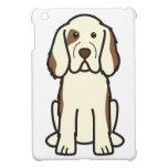 Dibujo animado del perro del perro de aguas de Clu iPad Mini Cobertura