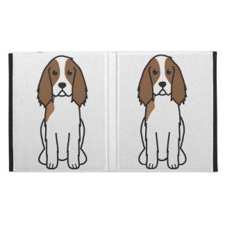Dibujo animado del perro del perro de aguas de sal