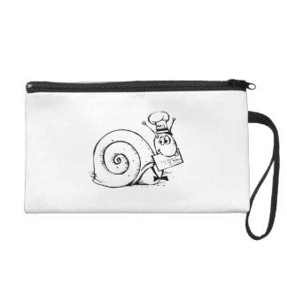 Dibujo animado del snail mail