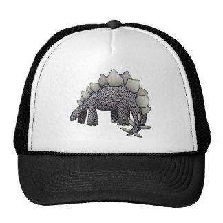 Dibujo animado del Stegosaurus Gorro