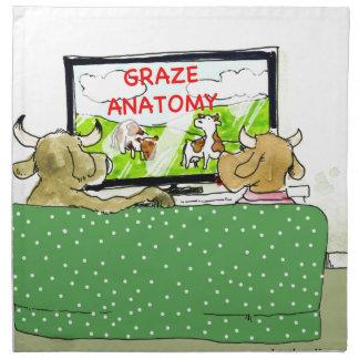 Dibujo animado divertido de las showes televisivo
