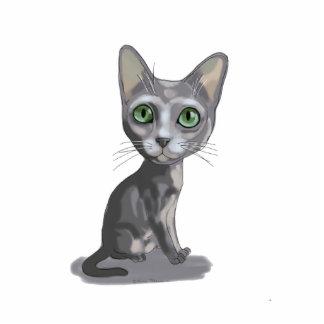 Dibujo animado Korat Escultura Fotográfica
