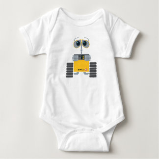 Dibujo animado lindo de WALL-E Body Para Bebé