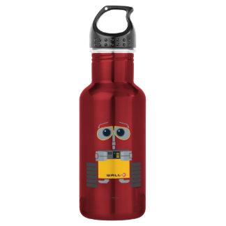 Dibujo animado lindo de WALL-E Botella De Agua