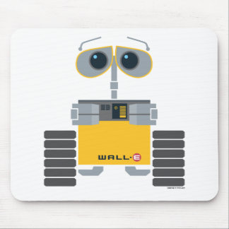Dibujo animado lindo de WALL-E Mousepad