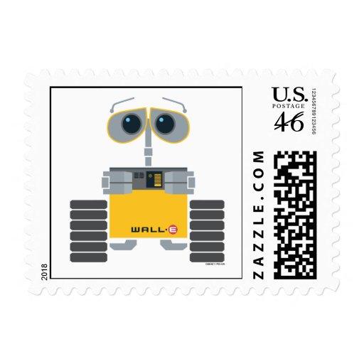 Dibujo animado lindo de WALL-E Franqueo