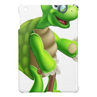 Dibujo animado mayor de la tortuga