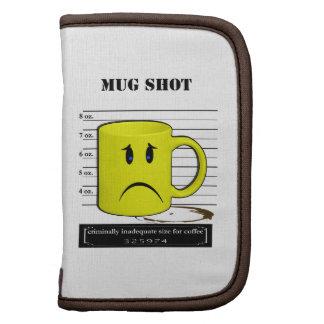 Dibujo animado Meme de la taza de la taza de café Planificador