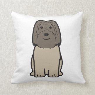 Dibujo animado polaco del perro del perro pastor d cojines