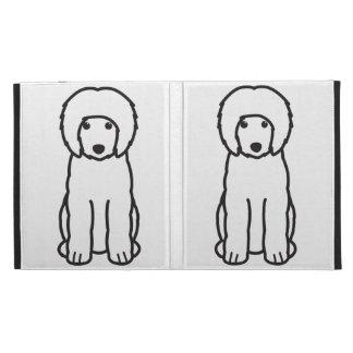 Dibujo animado portugués del perro de agua