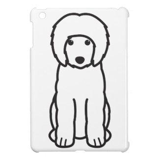 Dibujo animado portugués del perro de agua iPad mini cobertura