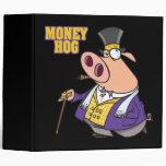 dibujo animado rico divertido del cerdo del cerdo