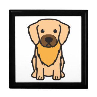 Dibujo animado tibetano del perro del perro de agu cajas de regalo