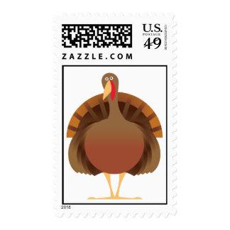 Dibujo animado Turquía Estampilla