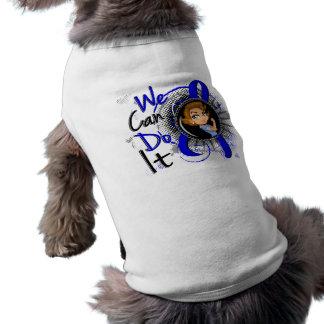 Dibujo animado WCDI de Rosie de la artritis Camiseta De Mascota