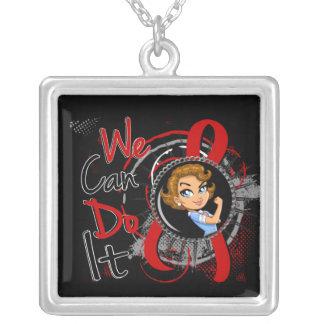 Dibujo animado WCDI de Rosie del SIDA Joyerías