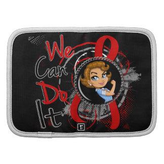 Dibujo animado WCDI de Rosie del SIDA Planificador