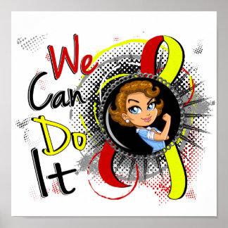 Dibujo animado WCDI.png de la hepatitis C Rosie Posters