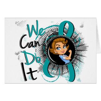 Dibujo animado WCDI.png de PKD Rosie Tarjeta De Felicitación