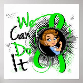 Dibujo animado WCDI.png de Rosie de la enfermedad  Posters