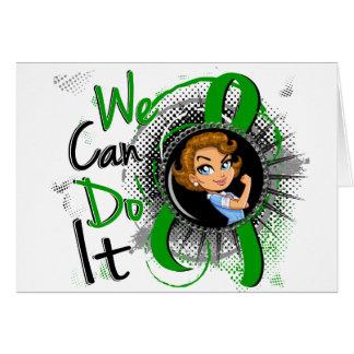 Dibujo animado WCDI.png de Rosie de la enfermedad  Tarjeta De Felicitación