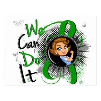 Dibujo animado WCDI.png de Rosie de la enfermedad Postales