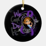 Dibujo animado WCDI.png de Rosie de la epilepsia Ornaments Para Arbol De Navidad