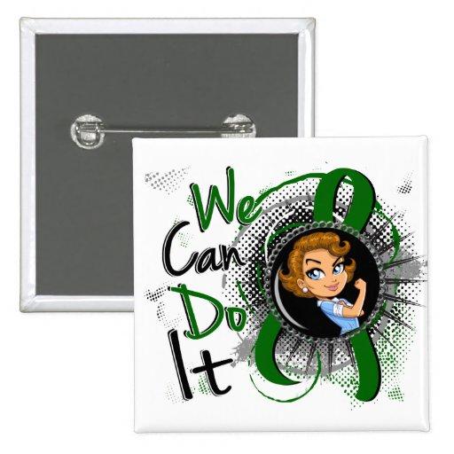 Dibujo animado WCDI.png de Rosie del cáncer de híg Pins